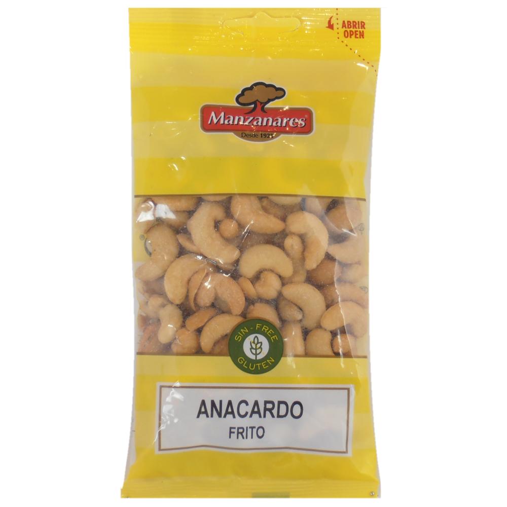 Anacardo Frito - Frutos Secos Manzanares - Impulso